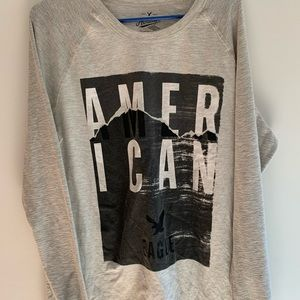 American Eagle thermal top